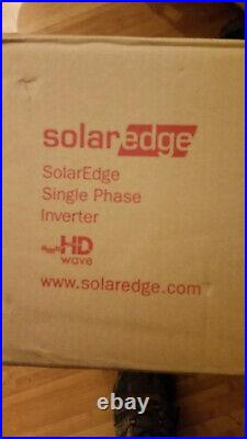 New SolarEdge HD Wave SE10000H-US 10kW Inverter FREE SHIPPING 48 STATES