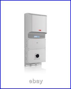 New Sunpower ABB PVI 3.0-OUTD-S-US Single/Split Phase Grid Tied Inverter