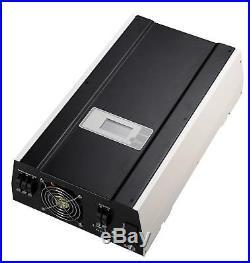 On Grid Inverter 5000W Grid Tie Inverter 1 Phase High Frequency Inverter 220VAC