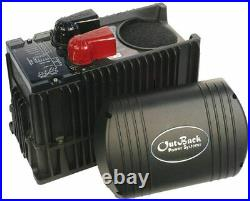 OutBack Power VFXR3648A-01 Vented A Model Inverter/Charger 3600W 48VDC 120VAC