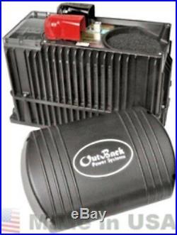 Outback Power, Inverter/Charger, 3500W, 24V, Marine, 120Vac, VFX3524M