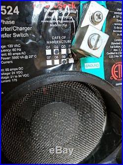 Outback VFX3524 Inverter 3500 W, 24 V, Grid-Tie Pure Sine Wave, 120VAC