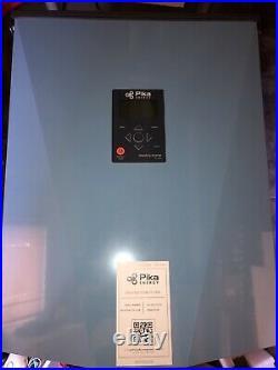 PIKA GENERAC X11402 120/208 3ph SOLAR GRID-TIED ISLANDING INVERTER 11.4kw