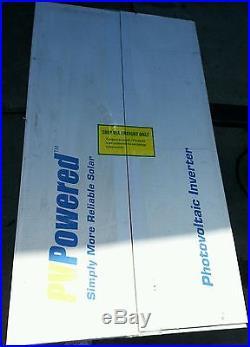 PV powered 2500 watt solar inverter 240 volt grid tie