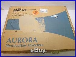 Power-One Magnetek Aurora PVI-3600-US 3600W Solar Grid Tie Inverter