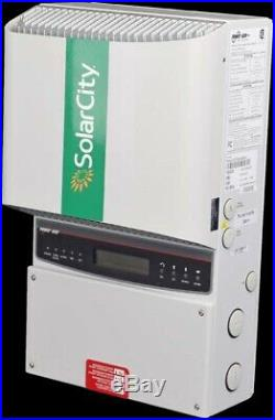 Power-One PVI-4.2-OUTD-S-US-Z-A SolarCity Photovoltaic Grid Tied Inverter
