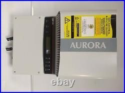 Power one Aurora pvi 3000 Watt dual mppt This is a used inverter, in good worki