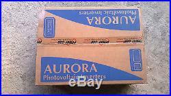 PowerOne Aurora PVI-2000 outdoor grid tie inverter (not SMA, Kostal, Kaco,)
