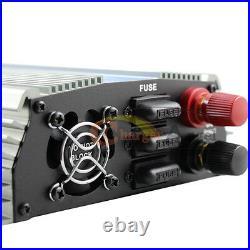Pure Sine Wave Inverter 1000W Power Inverter Auto 10.8-30V to 220V Off Grid Tie