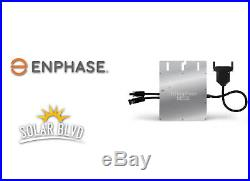 QTY 1 New Enphase M250 Solar Panel Micro Inverter M250-60-2LL MC4 Grid Tie