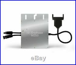 Qty 12 Enphase Energy Solar Micro-inverter M250-72-2ll-s22 880-00175