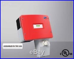 SMA 3kW Sunny Boy with AFCI SB3000US-12 Grid Tie Solar inverter 3000W