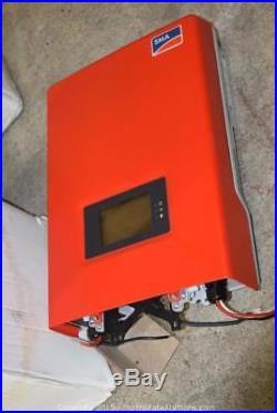 SMA SB2500HF-30 Grid Tie Inverter, Sunny Boy 2500Watt