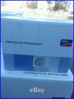 SMA SB5000-US GRID TIE INVERTER