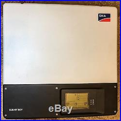 SMA SUNNY BOY 4000TL-US-22 Grid-Tie Solar Inverter with disconnect