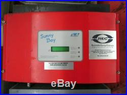 SMA SUNNY BOY SWR 2500U 2500w Grid-Tie inverter solar COMPLETE SYSTEM