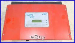 SMA SUNNY BOY SWR 2500U 2500w Grid-Tie inverter solar electric 1-Phase