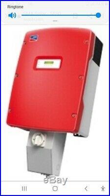 SMA Solar SB9000TLUS-12 Sunny Boy String Inverter, TL, 9kW