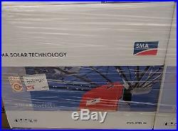 SMA Sunny Boy 4000w Grid-tie Inverter SB4000US-12 full warranty & DC Disconect