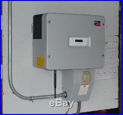 SMA Sunny Boy 4kW Grid Tie Solar Inverter UL 4000w 240v BRAND NEW STOCK SB4000US