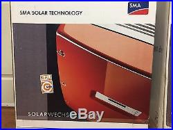 SMA Sunny Boy 5000 US Grid-Tie Solar Inverter & DC Disconnect