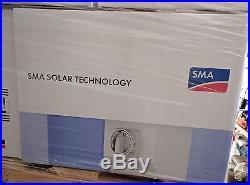 SMA Sunny Boy 5000w Grid-tie Inverter SB5000US-12 full warranty & DC Disconect