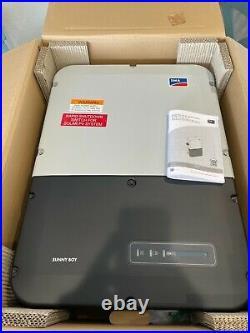 SMA Sunny Boy 6.0-US-41 Inverter used 4 months