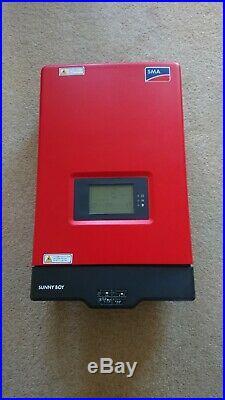 SMA Sunny Boy SB 2500HF-30 Solar Grid Tie Inverter
