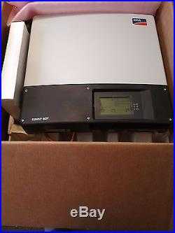 SMA Sunny Boy SB 3000TL-US-22 3kW Grid-Tie String Inverter 208/240V -(BRAND NEW)