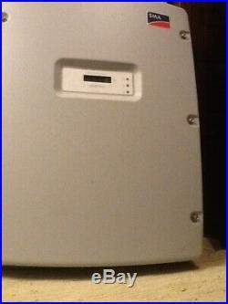 SMA Sunny Boy SB 5000TL-US-22-240VAC Grid Tie Inverter Used