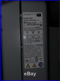 SMA Sunny Boy SB 5000TL-US-22 Grid Tie Solar Inverter Sunpower