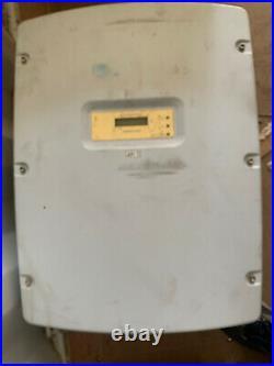 SMA Sunny Boy SB-5000US Inverter for Grid Tie solar systems