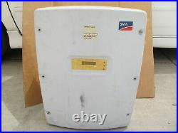 SMA Sunny Boy SB-7000US Inverter for Grid Tie solar systems AS-IS Local Pick-up