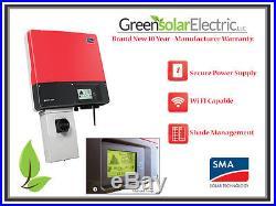 SMA Sunny Boy SB3800TL-US-22 Grid-Tie String Solar Inverter With DC Disconnect