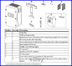 SMA Sunny Boy SB5000US 5000w 5kW Grid Tie Solar Panel Inverter With Disconnect