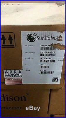 SMA Sunny Boy SB7000TL-US-22 Grid-Tie String Solar Inverter Made in the USA