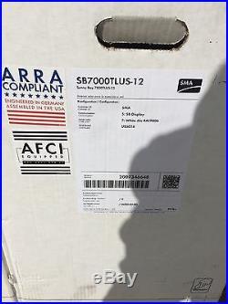 SMA Sunny Boy SB7000TLUS-12 Grid-Tie Solar Inverter with DC Disconnect & AFCI
