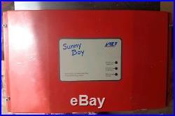 SMA Sunny Boy SWR-1800U 120V Grid Tie Inverter, 30 day Warranty. No LCD display