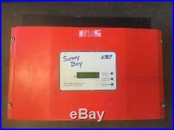SMA Sunny Boy SWR-2500U 240v Utility Interactive 1-Phase Grid Tie Inverter