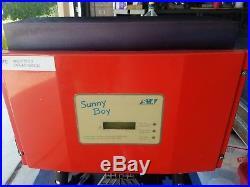 SMA Sunny Boy SWR2500U 240v Grid Tie solar Inverter Used -Recently refurbished