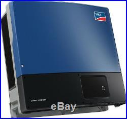 SMA Sunny Tripower 30kW 480VAC TL Inverter with SWDM-US-10 STP30000TL-US-10