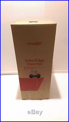 SOLAREDGE SE20K-US 20KW THREE PHASE TRANSFORMERLESS GRID TIE INVERTER, 480V