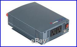 Samlex Ssw-350-12a 350w 12vdc Input 115vac Output Pure Sine Wave Inverter