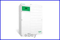 Schneider Conext Kit with2XW+ 6848 Inverters BIG PDP 2 XW-MPPT60 Off-Grid/Grid-Tie