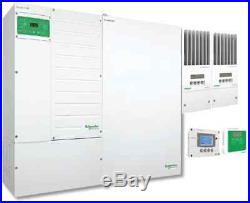 Schneider Conext Kit withXW+ 6848 Inverter BIG PDP 2 XW-MPPT60 Off-Grid/Grid-Tie