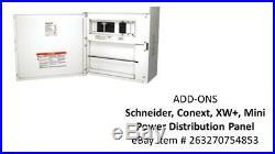 Schneider, Conext, XW+, 6848, Inverter/Charger, 120/240 Vac