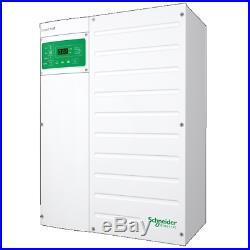 Schneider Xantrex Conext XW+6848 6.8kW 120/240VAC 48VDC Inverter/Charger