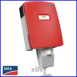 Sma Sunny Boy Sb 5000-us-11 Grid-tie Inverter 208/240/277v