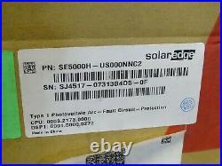 Solar Edge HD wave Single-Phase Solar Inverter, SE5000H