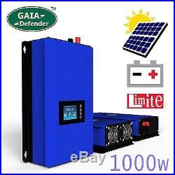 Solar Grid Tie Inverter Limiter Sensor 1000W Battery Discharge Power Mode/MPPT